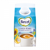 Becel Lekker romig voor in de koffie
