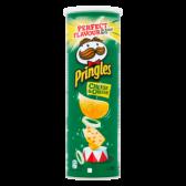 Pringles Cheese & onion crisps