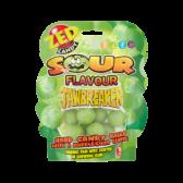 Zed Candy sour flavour jawbreaker