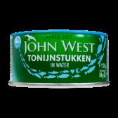 John West Tonijnstukken in water klein
