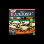 Dr. Oetker Pizza tradizionale spinaci e ricotta (alleen beschikbaar binnen Europa)