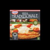 Dr. Oetker Pizza tradizionale mozzarella e pesto (alleen beschikbaar binnen Europa)