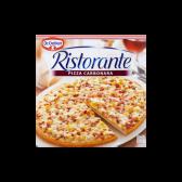 Dr. Oetker Ristorante pizza carbonara (alleen beschikbaar binnen Europa)