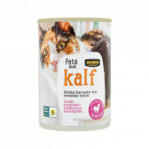Jumbo Calf pate for cats (only available within Europe)