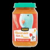 Jumbo Macaronie ham & kaas (vanaf 8 maanden)