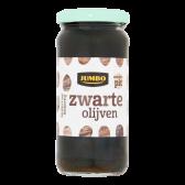 Jumbo Black olives without seeds
