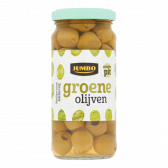 Jumbo Green olives without seeds