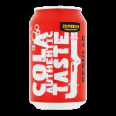 Jumbo Cola authentic taste regular