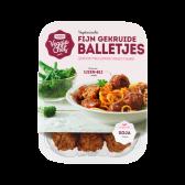 Jumbo Veggie chef vegetarische fijn gekruide balletjes (alleen beschikbaar binnen Europa)