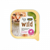 Jumbo Wild pate for cats (only available within Europe)