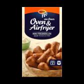 Mora Oven en airfryer mini frikandellen (alleen beschikbaar binnen de EU)