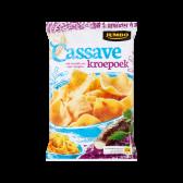 Jumbo Cassave prawn crackers