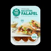 Jumbo Veggie chef 100% plantaardige balletjes falafel (alleen beschikbaar binnen Europa)
