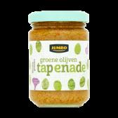 Jumbo Green olives tapenade
