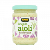 Jumbo Aioli garlic with herbs dipping sauce