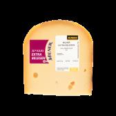 Milner Extra matured Dutch 30+ cheese piece