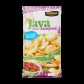 Jumbo Javanese prawn crackers