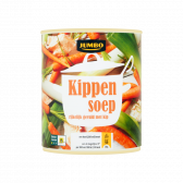 Jumbo Chicken soup