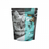 Jumbo Cat chunks with chicken for kittens junior from 1 to 12 months (only available within Europe)