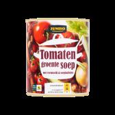 Jumbo Tomaten groentesoep met vermicelli & soepballetjes