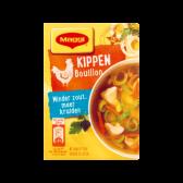 Maggi Low salt chicken stock