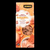 Jumbo Smeltchocolade karamel smaak