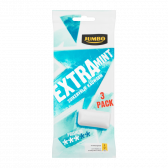 Jumbo Extra mint sugar free chewing gum 3-pack