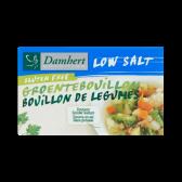 Damhert Nutrition Vegetable bouillon low in salt