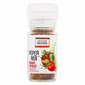Fair Trade Original Pepper mix tomato and olive
