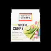 Fair Trade Original Thai green curry herb paste