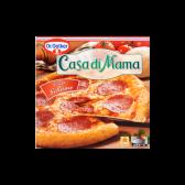 Dr. Oetker Casa di Mama pizza salame (alleen beschikbaar binnen Europa)