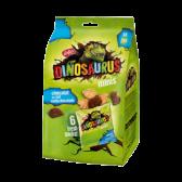 Lotus Melkchocolade dinosaurus mini koekjes