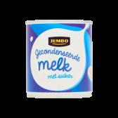 Jumbo Evaporated milk with sugar