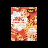 Jumbo Mix voor sweet cherry & almond cake