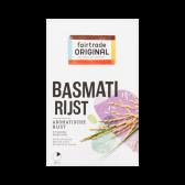 Fair Trade Original Basmati rice