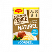 Maggi Aardappelpuree a la minute naturel voordeelpak