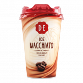 Douwe Egberts Ice macchiato ijskoffie (voor uw eigen risico)
