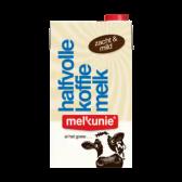 Melkunie Halfvolle koffiemelk