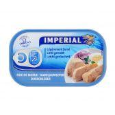 Imperial Licht gerookte kabeljauwlever