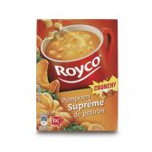 Royco Crunchy pumpkin supreme soup