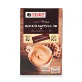Delhaize Cappuccino oploskoffie