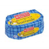 Paysan Breton Sel de Guerande boter (voor uw eigen risico, geen restitutie mogelijk)