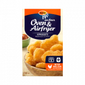 Mora Oven en airfryer kipnuggets (alleen beschikbaar binnen de EU)
