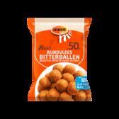 Mora Mini's rundvlees bitterballen (alleen beschikbaar binnen de EU)