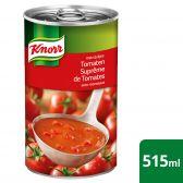 Knorr Tomaten supreme soep met stukjes