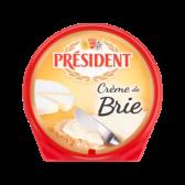 President Creme de brie kaas (voor uw eigen risico)