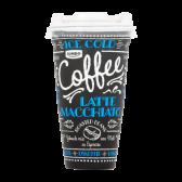 Jumbo Latte macchiato ice coffee (at your own risk)