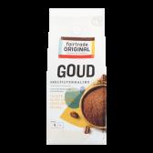 Fair Trade Original Gold filter coffee