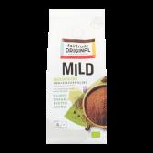 Fair Trade Original Organic mild filter coffee