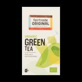 Fair Trade Original Organic green tea